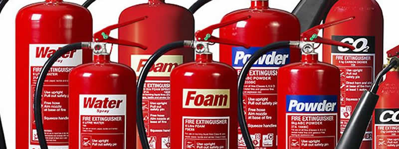 Fire Extinguisher Servicing - Fire Training & Services